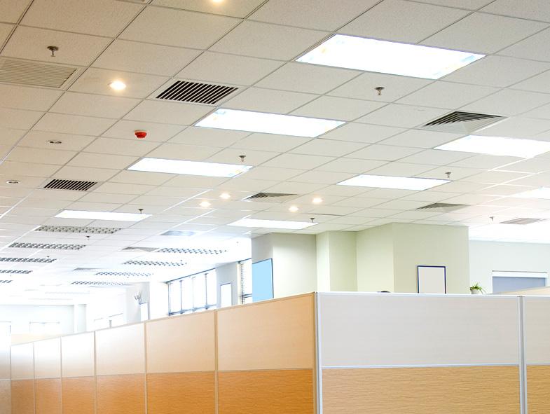空調監視システム・LED導入